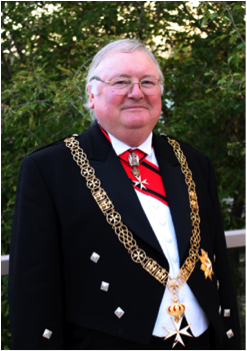 Robert D O Devine, suurmestari